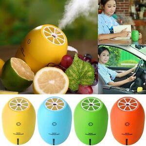 LED-USB-Lemon-Home-Car-Humidifier-Ultrasonic-Air-Diffuser-Purifier-Atomizer-Mist