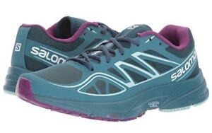 Details about Salomon Sonic Aero W Running Shoe Womens Size 10.5 B(M)US