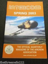 AIRCREW ASSOCIATION - INTERCOM - SPRING 2003