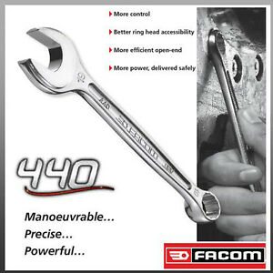 FACOM 440 series OGV® COMBINATION WRENCH SPANNER 25mm