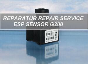 Reparatur-ESP-Sensor-Querbeschleunigungssensor-1J0907651A-G200-VW-GOLF-4-Audi-A3