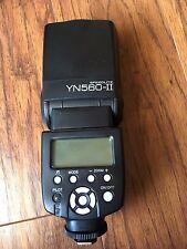YONGNUO YN-560 II Speedlite Flash for Canon Nikon DSLR Camera