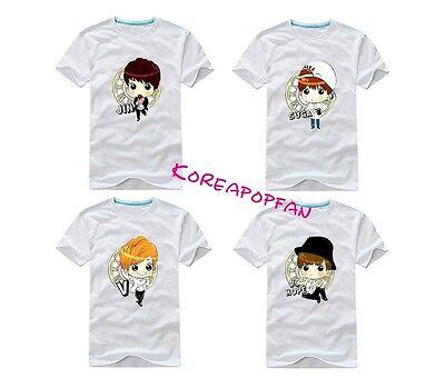 Bangtan Boys J-hope suga v jin Kpop BTS T-shirt Kpop New