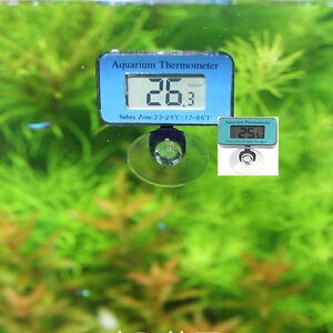 Mode-Unterwasser-Aquarium-LCD-Thermometer-Temperatur-Messgeraet-Schoen