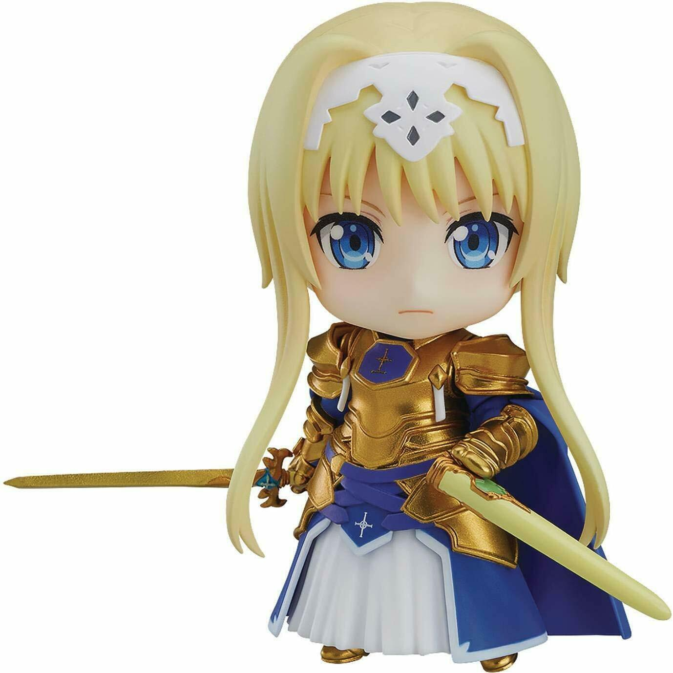 GOOD Smile NENDoroID 1105 Alice sintesi TRENTA Sword Art Online  alicization