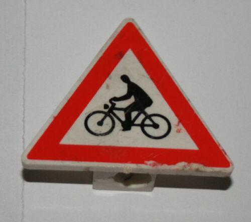 Bleistiftanspitzer Verkehrsschild Radfahren verboten