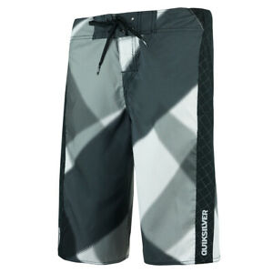 Quiksilver-Men-039-s-Geometric-Print-Boardshorts