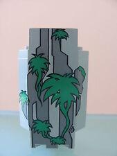 LEGO 2345pb01 @ Panel Corner Wall & Green Vines Pattern @ 1788 6278 6292