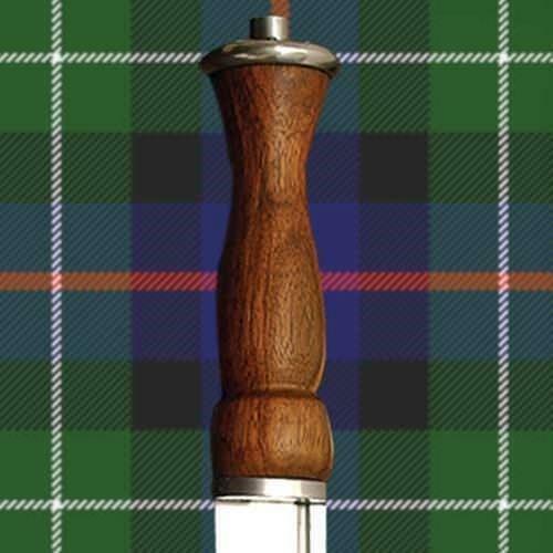 "Primitive Scottish 20/"" Dirk  Dagger with Scabbard Collectible"