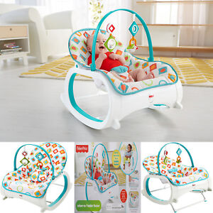 Image Is Loading Infant To Toddler Rocker Bouncer Seat Baby Chair