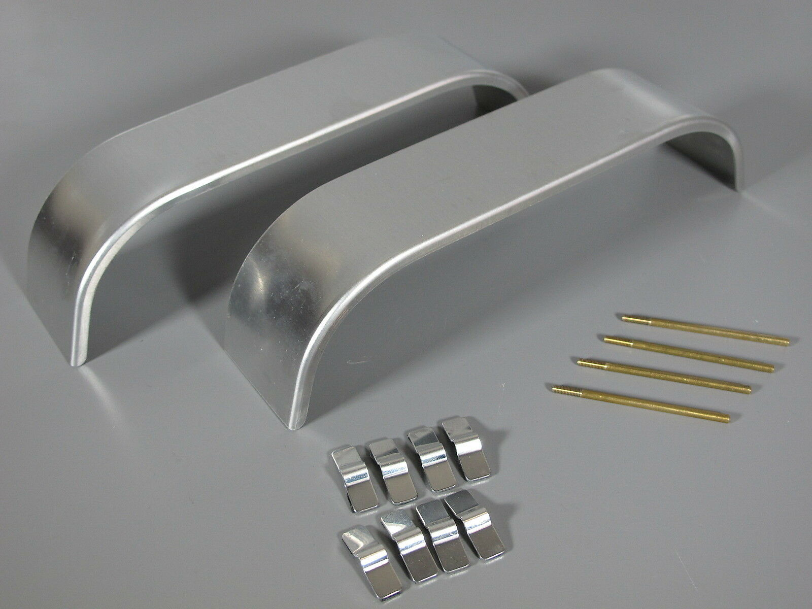 Nuovo Pair Aluminum Dully Fender for for for Tamiya RC  giocattolo  1 14 re Gre Knight Hauler cdecd2
