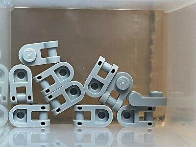 LEGO Parts - Light Bluish Gray Plate 1 x 1 w Handle - No ...
