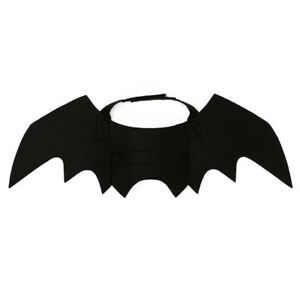 Dog-Cat-Cosplay-Clothing-Costume-Black-Bat-Wing-Halloween-Party-for-Pet-Supplies