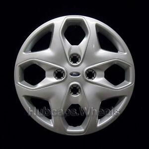 Ford-Fiesta-2011-2013-Hubcap-Genuine-Factory-Original-OEM-7054-Wheel-Cover