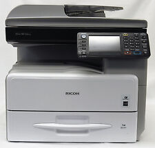 RICOH AFICIO MP-301SPF USED MULTIFUNCTION(Print/Scan/Copy/Fax) - COUNTER-133,648