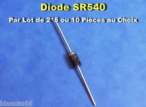 LOT-AU-CHOIX-DE-2-5-OU-10-DIODES-SCHOTTKY-5A-40V-SR540
