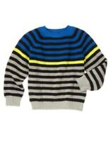 Gymboree Alpine Climber Multi Color Stripe L/s Sweater 4 5 6 7 8 10 12