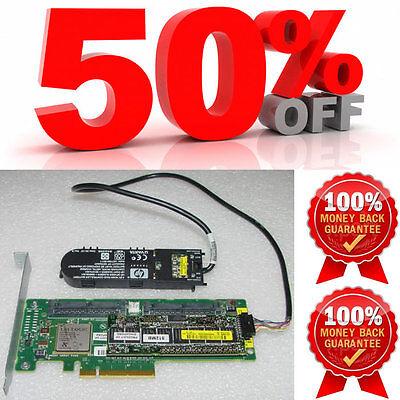 HP P400 Smart Array RAID Controller 512MB 441823-001 BBWC for HP ProLiant Server