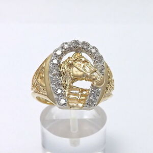 K L Mean On Gold Ring