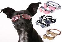 Doggles K9 Optix Metal Frame Dog Sunglasses Usa Seller 5 Sizes Uv Eye Protection
