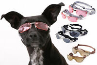 Doggles K9 Optix Metal Frame Dog Sunglasses Usa Seller 5 Sizes Uv Eye Protection
