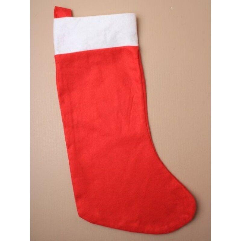 Grandes chaussettes de de chaussettes Noël-En vrac Acheter En Gros De Noël  s Père Noël Rouge & Blanc 7152 dee39c