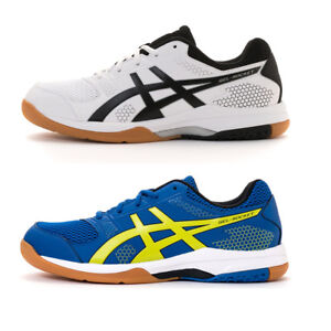 b154077d052 Details about ASICS GEL-Rocket 8 Men Volleyball Badminton Shoes  B706Y-0190/B706Y-4589