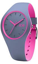 ICE-WATCH Damenuhr Ice Duo Winter Stone Pink S 012969