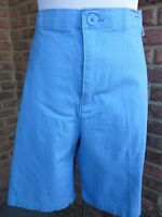 Riders 20w Blue Provence Comfort Waist 4 Pocket Flat Front W/tags Shorts
