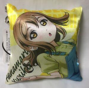 Hanamaru Kunikida Love Live Sunshine Cushion Keychain Ebay