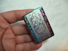 ZIPPO  ACCENDINO  LIGHTER SPECTRUM ENGRAVED FILIGREE  NEW NUOVO