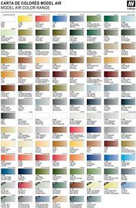Vallejo-Model-Air-Acrylic-Airbrush-Paints-choose-any17ml-bottles-from-Full-Range