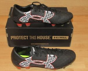Under-Armour-Core-Speed-Force-2-0-FG-soccer-cleats-1264201-006-Men-039-s-size-12