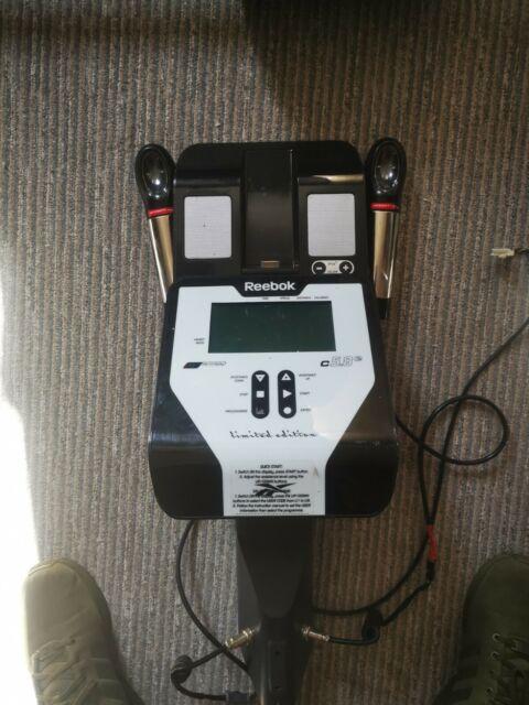 Geometría Becks Ganar control  Reebok C5.1e Performance Series Elliptical Cross Trainer for sale | eBay