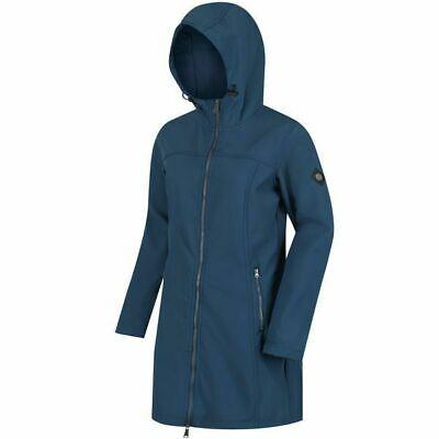 RESTPOSTEN Gr 42 Regatta Adhara Damen Winter Softshell Mantel UVP 99,95-50/%
