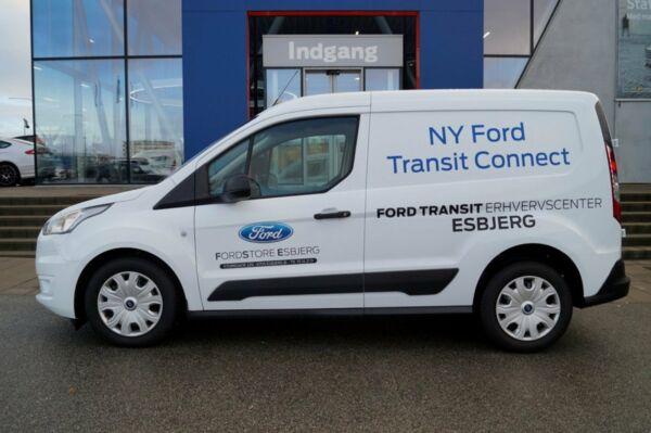 Ford Transit Connect 1,5 TDCi 100 Trend kort - billede 2