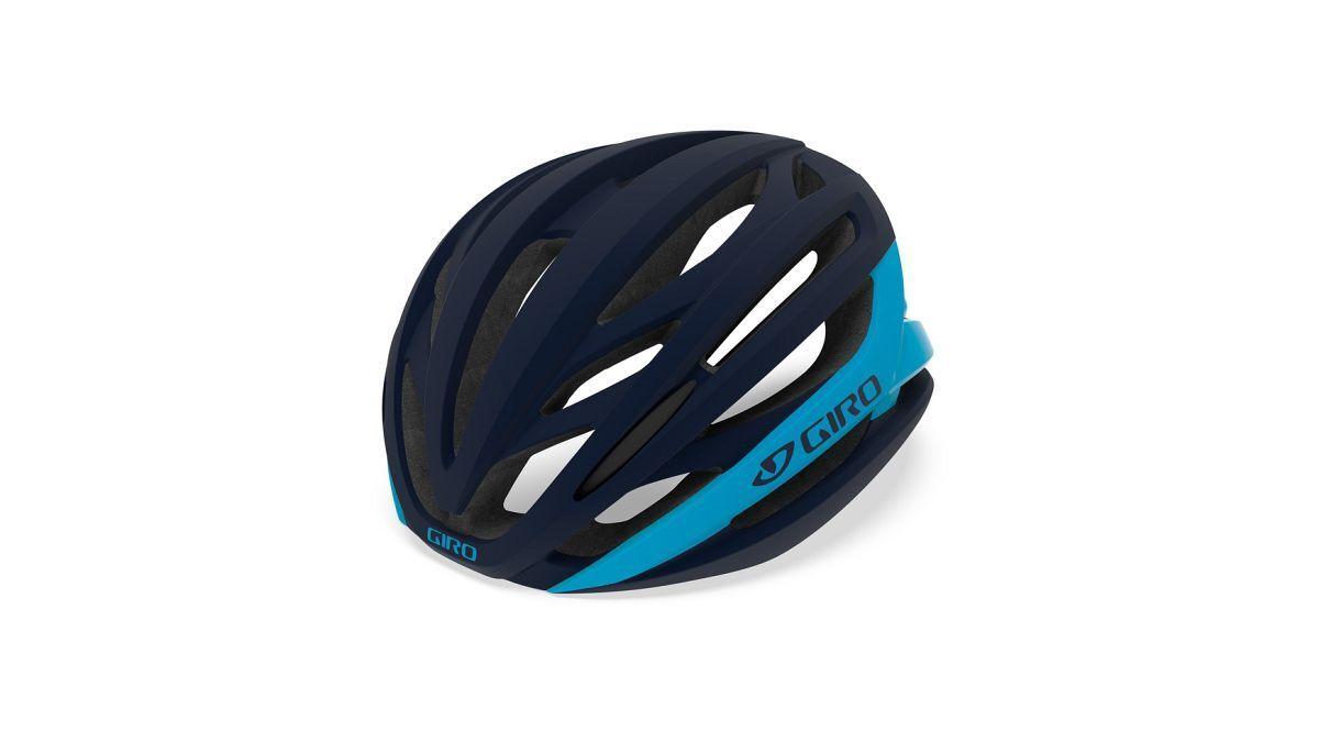 Giro sintaxis bicicleta bicicleta casco azul 2019