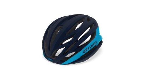 Giro syntaxe vélo de course Vélo Casque Bleu 2019