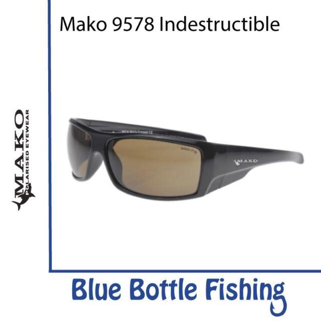 1f303de051 Mako Indestructible M02-p1s Polarised Polarized Fishing Sunglasses ...