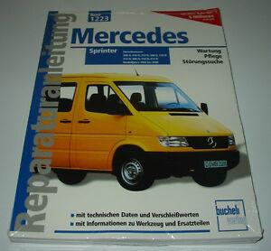 Betriebsanleitung Mercedes Sprinter T1n W 901-905 208 308 408 212 312 412 D! Auto & Motorrad: Teile Sachbücher