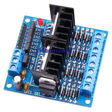L298N Dual H Brücke DC Stepper Motor Treiber Driver Arduino Modul Controller