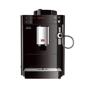 Melitta-F530-102-Caffeo-Passione-Kaffeevollautomat-schwarz-NEU-amp-OVP