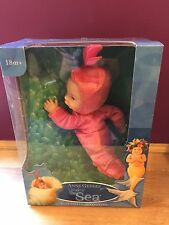 Anne Geddes soft bean filled doll under the sea Shrimp / Lobster rare brand new