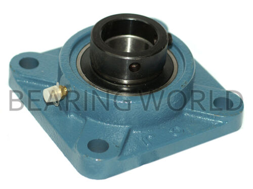 HCFS206-30MM High Quality 30MM Eccentric  4-Bolt Flange Bearing  UGSLF206