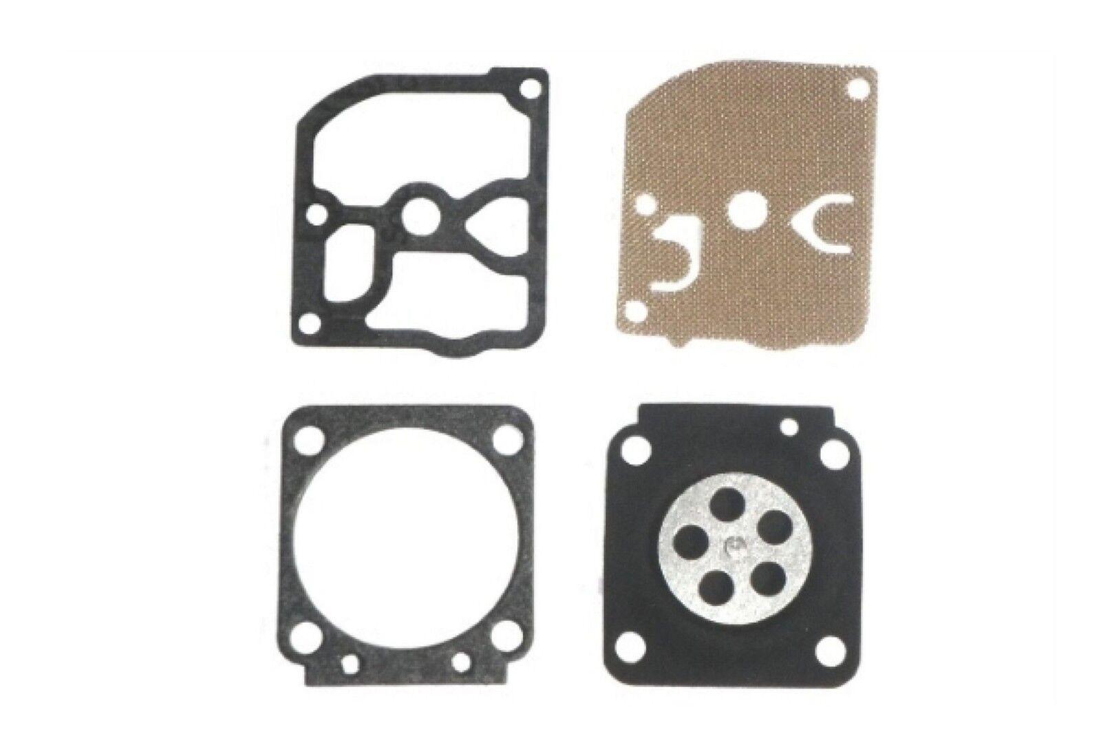 Carburador membrana-conjunto de reparación adecuado Stihl FS 500 550 walbro motosierra nuevo