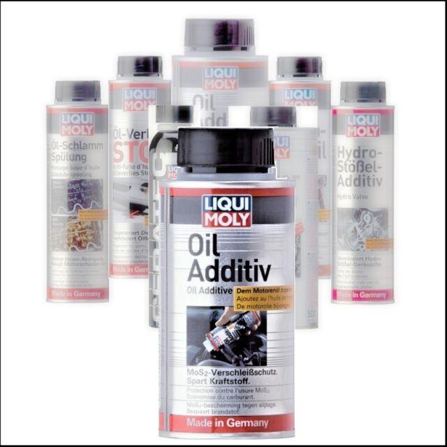 1011 Liqui Moly Olio Additivo MoS2 Lubrificante Notlaufeigenschaften
