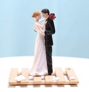 Details About Tender Moment Couple Figurine Funny Cake Toppers Decoration For Wedding Favor