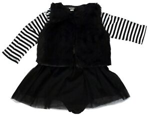 Kensie  Baby Girl 2pc Dress Size 12 months New