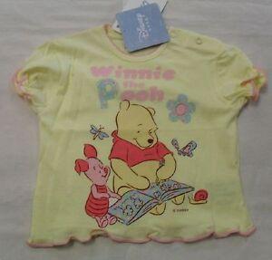 T-Shirt-Disney-Winnie-The-Pooh-Neonata-Mezza-Manica-By-Babicresci