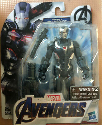 "New /& Sealed The Avengers Marvel Endgame War Machine 6/""-Scale Figure"